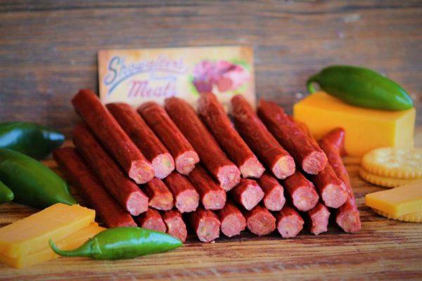 Cheddar Jalapeno Beef Stix