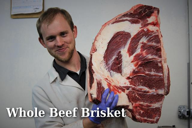 Beef Brisket Whole