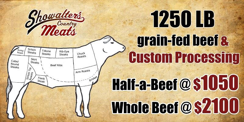 half-a-beef & whole beef price