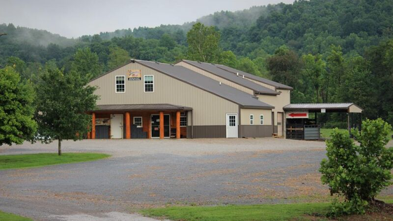 Showalter's Meats building 2021
